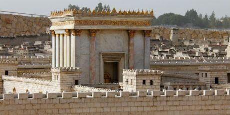 third-holy-temple-model